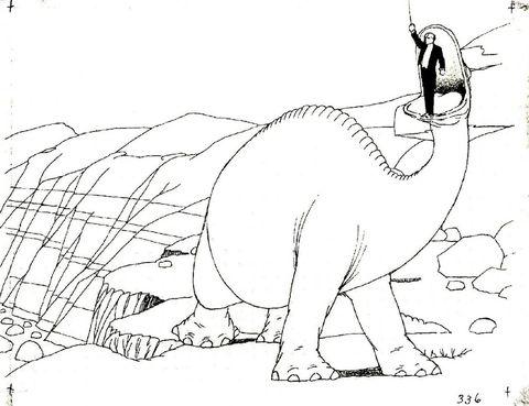 """<p>No, no es ni Olivia la de 'Popeye', ni Minnie Mouse, ni siquiera Betty Boop. De hecho, aún le quedaban a todos ellos unos añitos por nacer cuando apareció el primer personaje femenino de animación de la historia, <a href=""""https://www.youtube.com/watch?v=lmVra1mW7LU"""" target=""""_blank"""">'Gertie',</a> una encantadora dinosauria que hizo su presentación en sociedad en 1914. En su primer corto, hacía los 'trucos' que le indicaba su creador, William McKay, pero en los siguientes ya adquiría personalidad propia y se hacía querer. Fue toda una inspiración para los personajes que vinieron después.</p>"""
