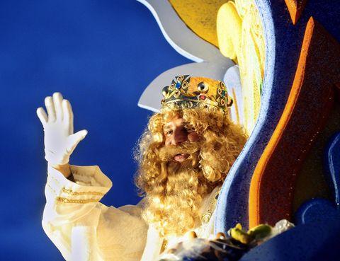 Reyes Magos en el mundo