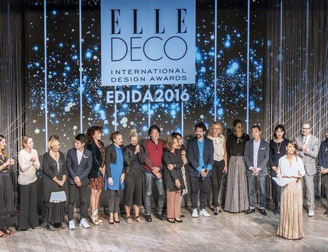 """<p>Nuestra gran fiesta de la decoración y el diseño en el Teatro Franco Frantoni. Con un plus: Jaime Hayón, nuestro designer del año. Mas info en: <a href=""""http://www.elle.es/elledeco"""" target=""""_blank"""">www.elle.es/elledeco</a></p><p>&nbsp;</p>"""
