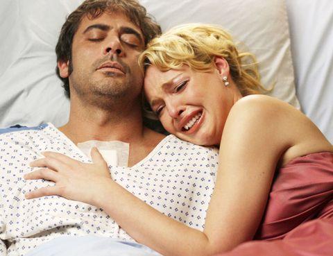 Los diez momentos más lacrimógenos de \'Anatomía de Grey\'