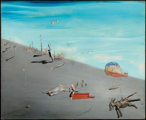 <p>El <strong>Centro Pompidou</strong> de París todavía tiene el récord de visitantes por una exposición que organizó sobre la obra del artista catalán en 1979. Ahora inaugura una ambiciosa retrospectiva, que viajará al Reina Sofía en abril. <strong>Hasta el 25 de marzo.</strong></p>