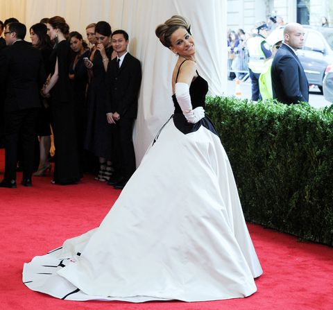 <p><strong>Sarah Jessica Parker</strong> brilló en una de las noches en las que la moda y el diseño eran los grandes protagonistas.</p>