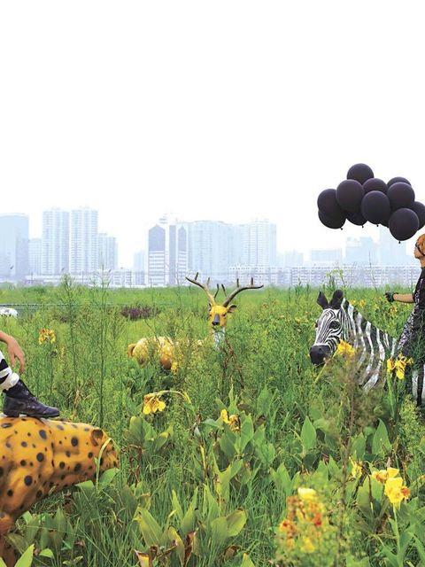 <p>El MoMA PS1 exhibe la obra de Cao Fei, una de las promesas del arte chino contemporáneo, incluyendo fascinantes proyectos multimedia que hablan del vertiginoso y caótico proceso de cambio vivido en China.</p><p><i><strong>Nueva York. Hasta 31 agosto.</strong></i></p>