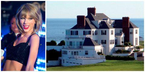 """<p>16 millones de € es lo que pagó la cantante por su mansión de Rhode Island. Pero si el destino no te ha deparado ser una estrella de la música pop-country, todavía puedes aspirar a lo siguiente: convertirte en una de sus mejores amigas y ser invitada a alguna de <a href=""""http://www.elle.com/culture/celebrities/news/a24969/taylor-swift-fourth-of-july-selfie/"""" target=""""_blank"""">sus fiestas del 4 de julio.</a></p>"""