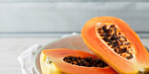 I love papaya
