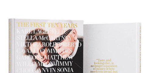 libro H&M 10 años