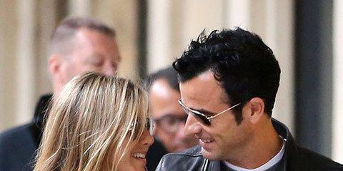 Jennifer Aniston y Justin Theroux, prometidos