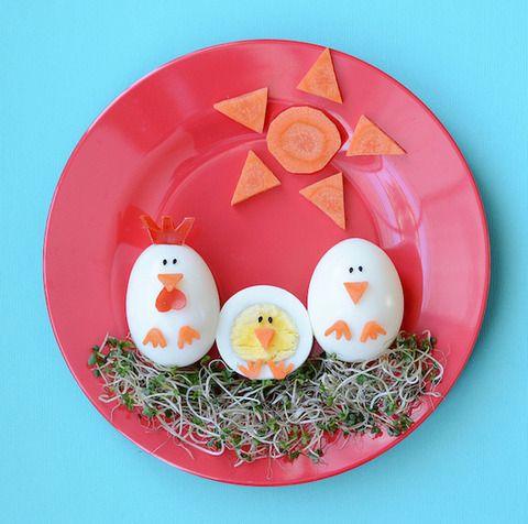 """<p>Si quieres conquistarles con divertidos platos, <a href=""""http://www.pequerecetas.com/recetas-ninos/"""" title=""""Peque Recetas"""" target=""""_blank"""">Peque Recetas</a> es el sitio perfecto. ¿Convertir unos huevos duros en un plato original? ¡Es posible!</p>"""
