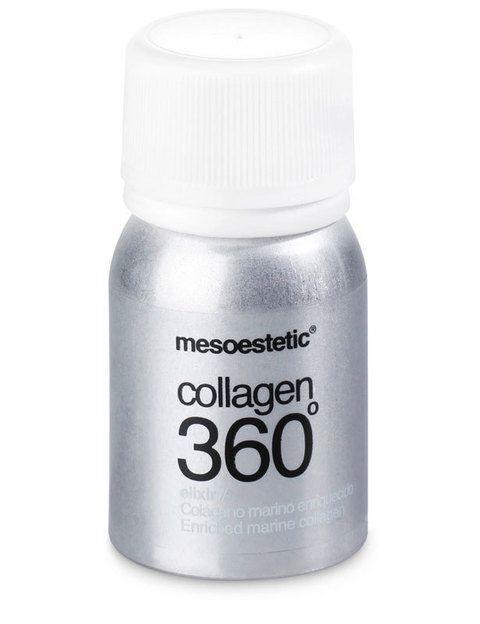 <p><strong>¿Una dosis extra de firmeza?</strong> Prueba los increíbles efectos de <strong><i>Collagen 360º</i></strong> (100 € seis frascos de 30 ml), <strong>de Mesoestetic</strong></p>