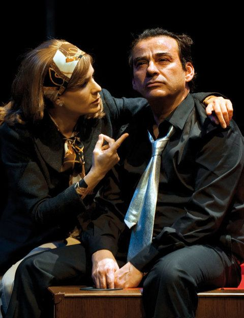 <p>Lluís Pasqual dirige a Eduard Fernández en un drama económico de Peter Handke. Un texto escrito en los años 70 que cobra actualidad. Tras estrenarse en Barcelona, viaja a Madrid, al Teatro Valle Inclán.</p>
