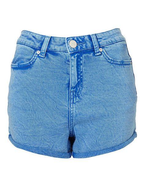 <p><strong>Ácidos</strong>: ochenteros, altos de cintura para llevar con un look retro.</p>