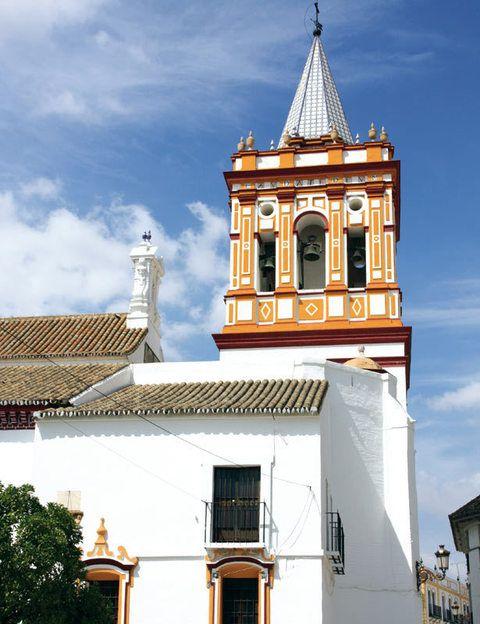 Iglesia mudéjar  de Santa María.