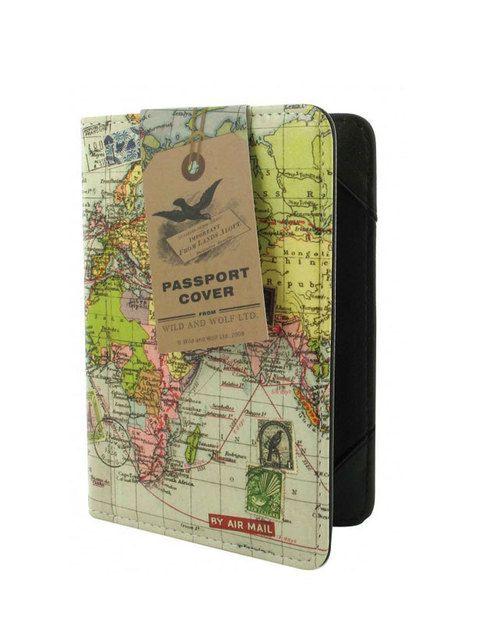 <p>Tu pasaporte siempre ideal. En su funda monísima, con dibjuos näif o o de aire vintage.</p>