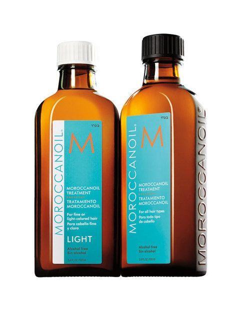 <p>Aceite para el cabello <i>Moroccanoil Light</i> (42 €)</p>
