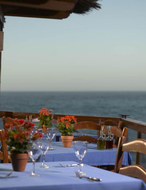 <p>En el hotel murciano La Manga Club, concretamente en el restaurante Amapola, el chef Jehwan De Coninck ha preparado un sorprendente y romántico menú a base de flores. En él, podrás degustar platos como la ensalada de crisantemos, las flores de calabacines rellenas, el corazón de chocolate con coulis de fruta de la pasióno el helado de flor de tomillo con chocolate cremoso y violetas confitadas. El precio de la cena de San Valentín es de 51 euros por persona.<strong> Tel. 968 33 12 34</strong></p>