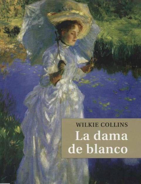 <p> Inspirada en un hecho real y publicada originalmente por entregas en <i>All The Year Round</i>, la revista dirigida por&nbsp;<strong>Charles Dickens </strong>gran amigo de <strong>Wilkie Collins</strong>, la novela tuvo tal éxito en su época que a su alrededor se creó todo un fenomeno de&nbsp;<i>merchandising: </i>el perfume <i>La dama de blanco</i> y el baile <i>La dama de blanco</i>. Un libro emblemático del siglo XIX&nbsp; que une innovacion literaria,&nbsp;amor y misterio.<br />Editorial Montesinos, 20 euros.</p>