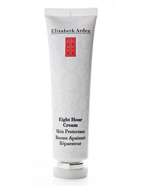 <p><i>Eight Hour Cream </i>(30 €) de <strong>Elizabeth Arden</strong>. Un básico que funciona en múltiples situaciones: es ideal para reparar labios agrietados, suavizar los codos o las rodillas e incluso cicatrizar heridas y granitos. Comprobado.</p>