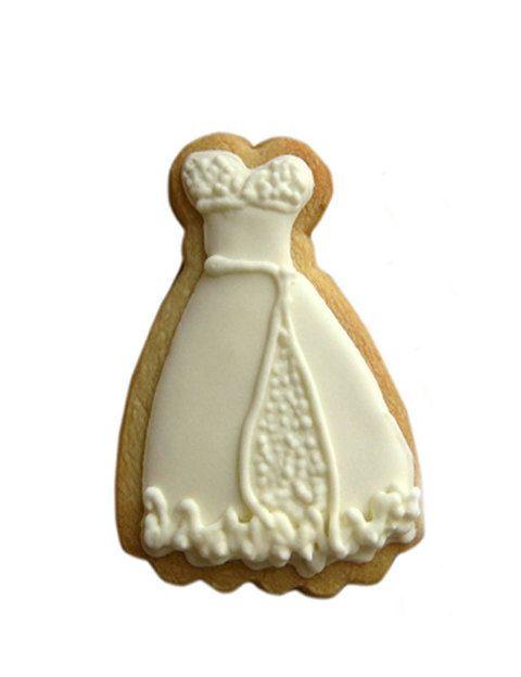 <p>En tu boda regala un obsequio que tus invitados puedan verdaderamente disfrutar, por ejemplo, estas galletas de <strong>Una Boda Original.</strong> La base está elaborada con mantequilla, azúcar, huevo, extracto de vainilla, harina y sal y están cubiertas de azúcar glas.</p>