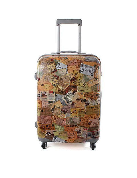 <p><strong>Llevarás siempre la maleta más llamativa</strong>, ésa que todo el mundo mirará cuando pase por la cinta portaequipajes.</p>