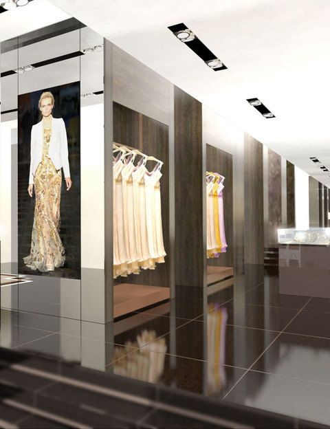 Cavalli abre su primera tienda en Madrid