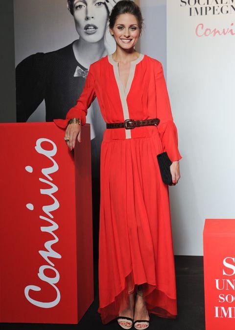 <p><strong>Olivia Palermo</strong> vuelve a crear, a partir de su estilo sencillo y minimalista, un look de noche para copiar.&nbsp;</p>