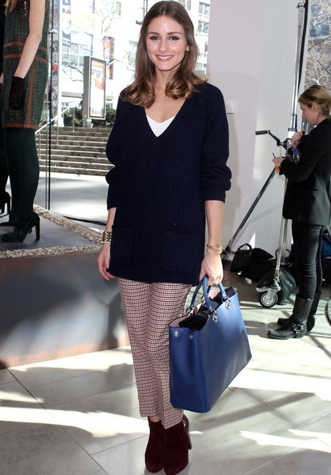 <p>La 'it girl' consigue un <i>outfit</i> de día cómodo y casual que nos encanta. Te decimos cómo inspirarte en <strong>Olivia Palermo.</strong></p>