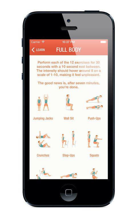 App para adelgazar cuerpo iphone