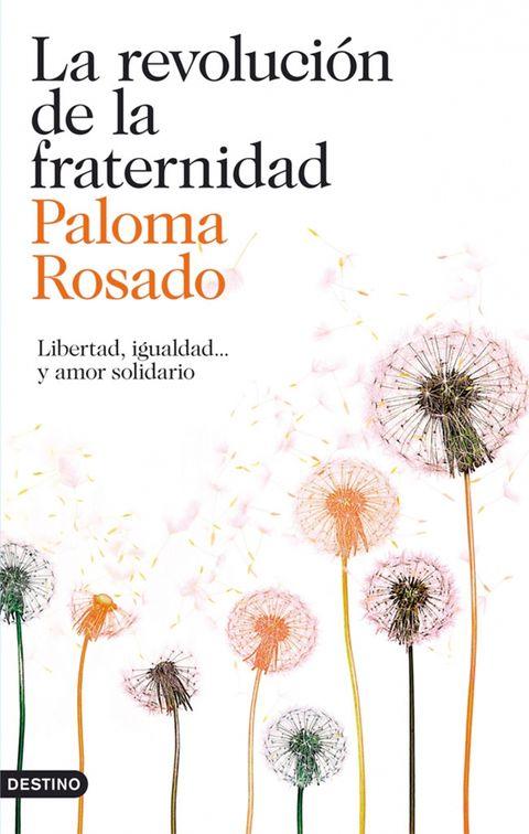 <p>Un interesante libro de Paloma Rosado que habla de ese tipo de amor que nos enseña a querernos a nosotros mismos porque destapa lo importante que es dárselo a los demás. Un canto a la libertad y la igualdad que te recarga de altruismo, de cooperación y de empatía. </p>