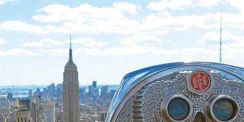 Vistas desde Empire State.