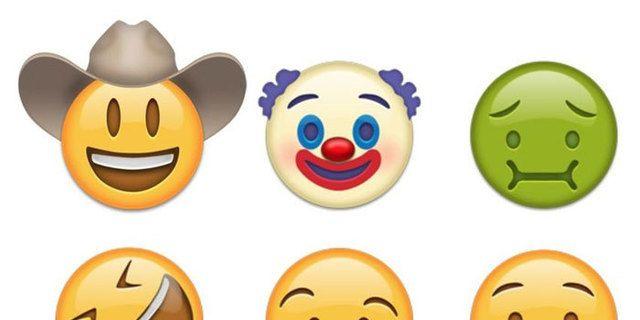 Los nuevos Emojis de 2016