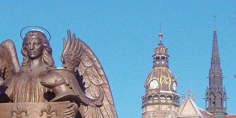 Kosice es la segunda ciudad eslovaca en tamaño e importancia.