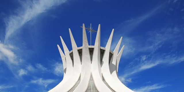 ¡Como una catedral!
