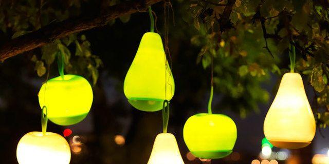 L mparas de exterior qu luces tienes for Lamparas para el jardin