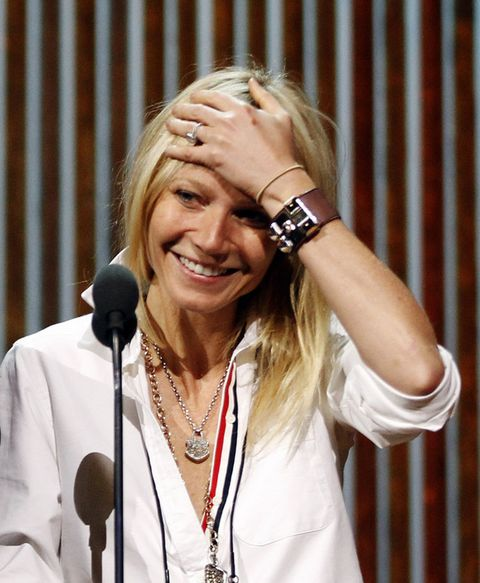 <p>En uno de los ensayos de la ceremonia de los Oscars. ¡Seguro que en directo no se equivoca!</p>