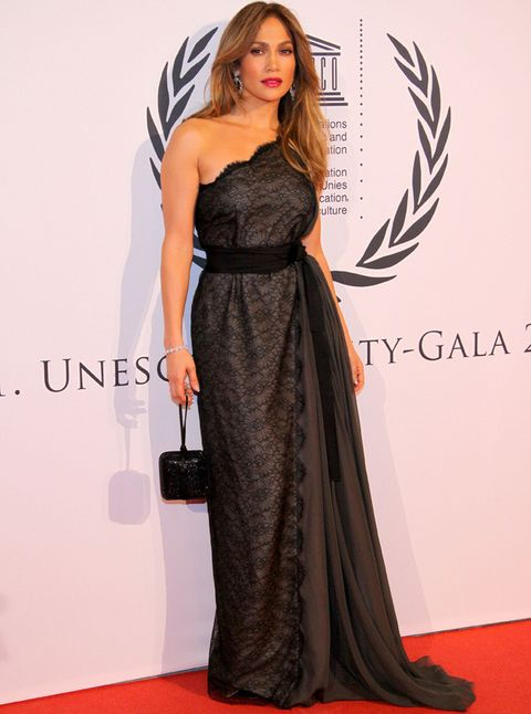 4255db03c Nuestros looks favoritos de Jennifer Lopez
