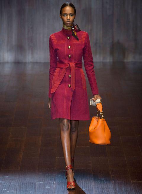 <p>Diseñador: Gucci. <strong>Milan Fashion Week.</strong></p>