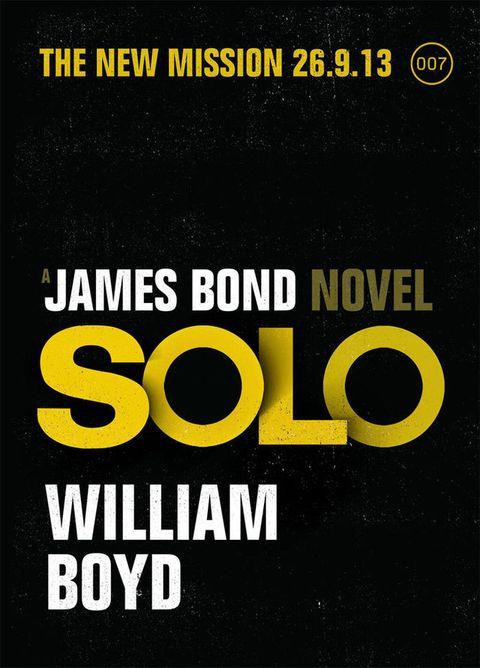 <p>William Boyd, uno de los novelistas británicos más importantes, sitúa a James Bond en África con el difícil encargo de detener una guerra civil. Esta vez el protagonista tiene 42 años y es consciente de que cualquier día puede ser el último. </p>