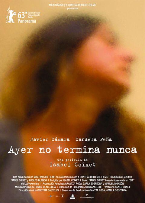 <p>Isabel Coixet dirige a Javier Cámara y Candela Peña en este drama sentimental, ambientado en Barcelona en el año 2017. Es la historia de una pareja que se reencuentra tras cinco años para demostrar que, el pasado, para bien y para mal, siempre vuelve. Una historia de heridas sin cerrar y de cuentas pendientes.</p>