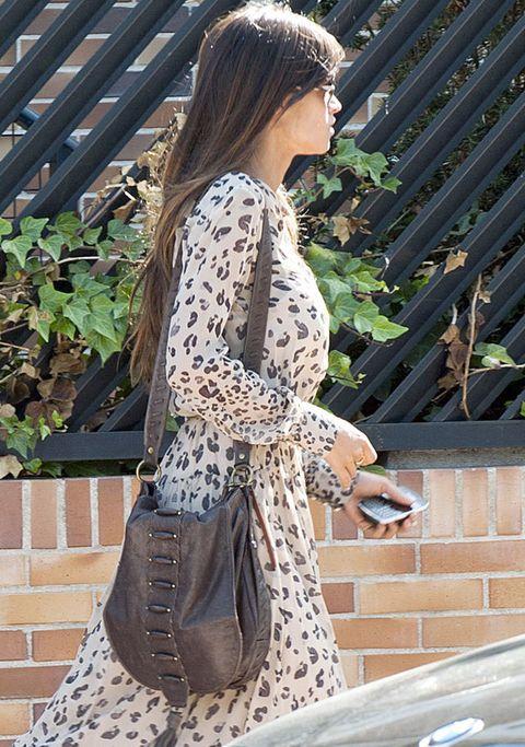 <p><strong>Sara Carbonero</strong> apuesta por un estilo chic para el día con este vestido de <strong>Hoss Intropia</strong> con estampado 'print'.</p>