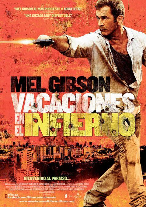 <p>Mel Gibson vuelve a la acción en este drama carcelario, dando vida a un criminal profesional que se las tiene que ver en prisión con la <i>creme</i> de la <i>creme</i> de la delincuencia mexicana. ¿Su arma letal esta vez? La ayuda de un niño de nueve años.</p>