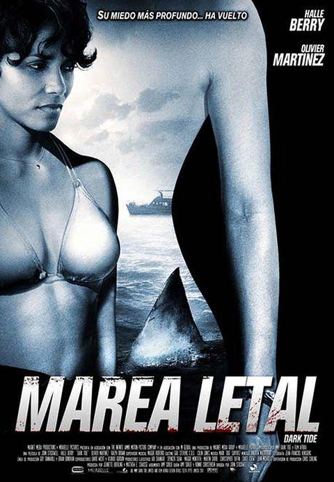<p>Kate y Jeff son un matrimonio dedicado al estudio de los temidos tiburones blancos. Un día, ella sufre un accidente en el que casi es devorada por uno de los escualos, y a partir de ese momento la pareja empieza a distanciarse. Pero el destino les va a obligar, cinco años después, a volver a enfrentarse a sus miedos. La película está protagonizada por los guapos Olivier Martínez y Halle Berry. </p>