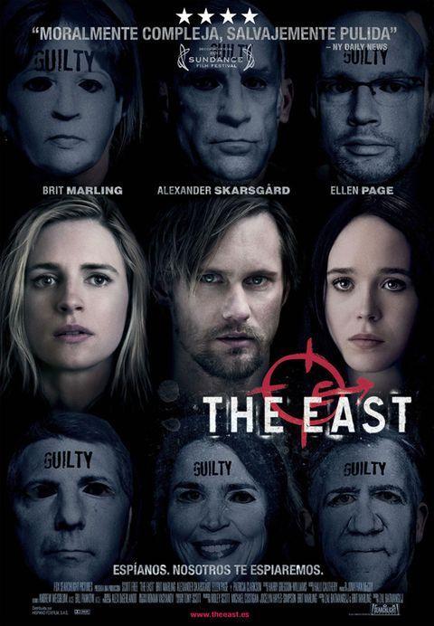 <p>Ellen Page, Brit Marling y Alexander Skarsgard protagonizan este<i> thriller</i> de acción en el que una agente del FBI (Marling) se infiltra en un grupo anarquista que realiza ataques encubiertos contra grandes corporaciones. ¿El problema? Que comenzará a simpatizar con el grupo... y se enamorará de su líder.</p>
