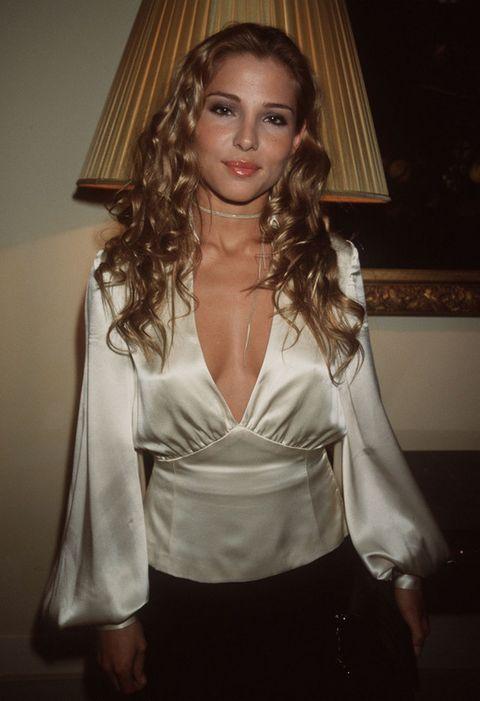 <p>Con 25 años en el año 2001, Elsa lucía una imagen muy diferente a la actual.&nbsp;</p>