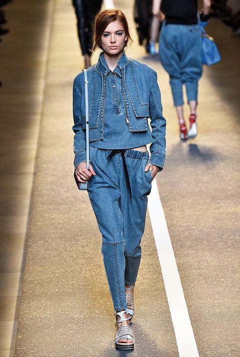 <p>Diseñador: Fendi. <strong>Milan Fashion Week.</strong></p>