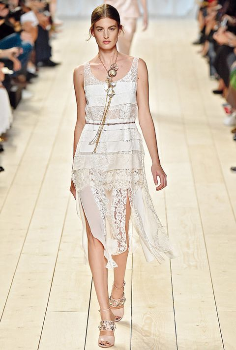 <p>Diseñador: Nina Ricci. <strong>Paris Fashion Week.</strong></p>