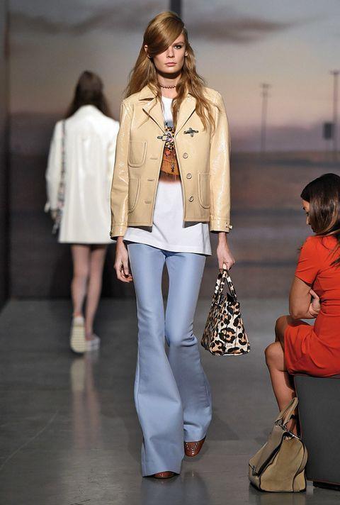 <p>Diseñador: Coach. <strong>New York Fashion Week.</strong></p>