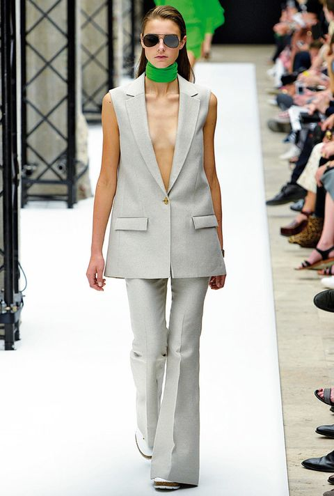 <p>Diseñador: Acne Studios. <strong>Paris Fashion Week.</strong> </p>