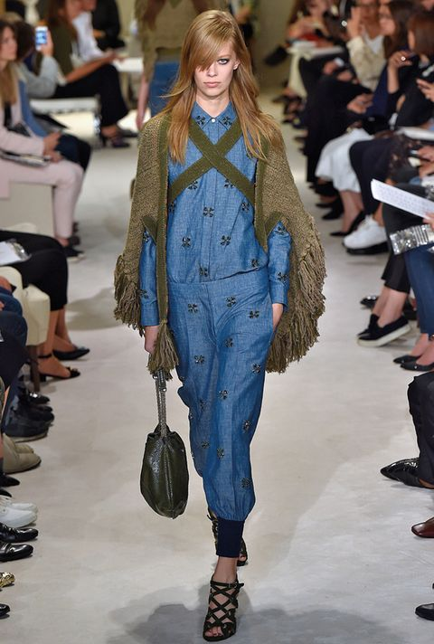 <p>Diseñador: Sonia Rykiel. <strong>Paris Fashion Week.</strong></p>