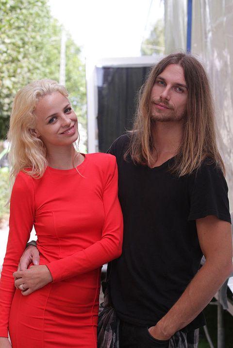<p>Joachim y Jessica son pareja. El es diseñador y ella es modelo. Los vemos en <strong>Gallery</strong>, uno de los centros neurálgicos de la semana de la moda en Copenhague. </p>
