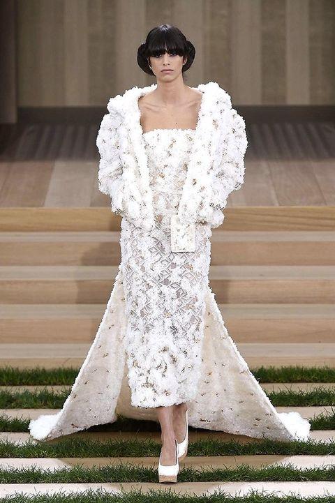 10 propuestas de Chanel Alta Costura PV 2016 con las que nos casaríamos